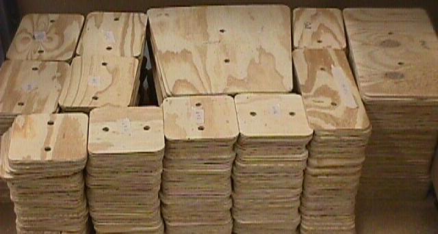 CNC Wood Designs